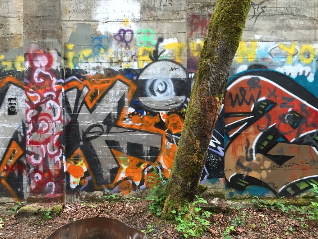 more graffiti